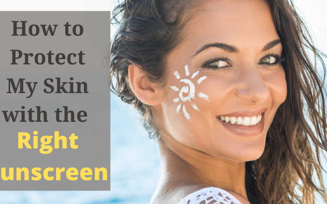 It's 110 Degrees Outside: How to Protect My Skin with the Right Sunscreen